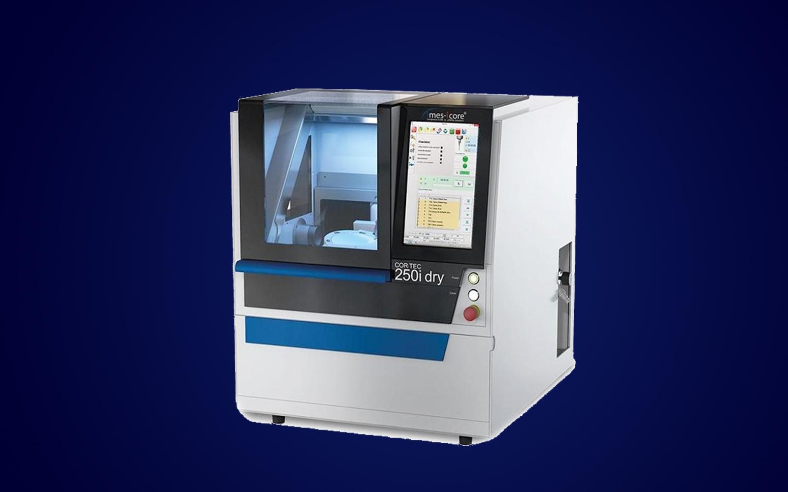 250i dry milling machine