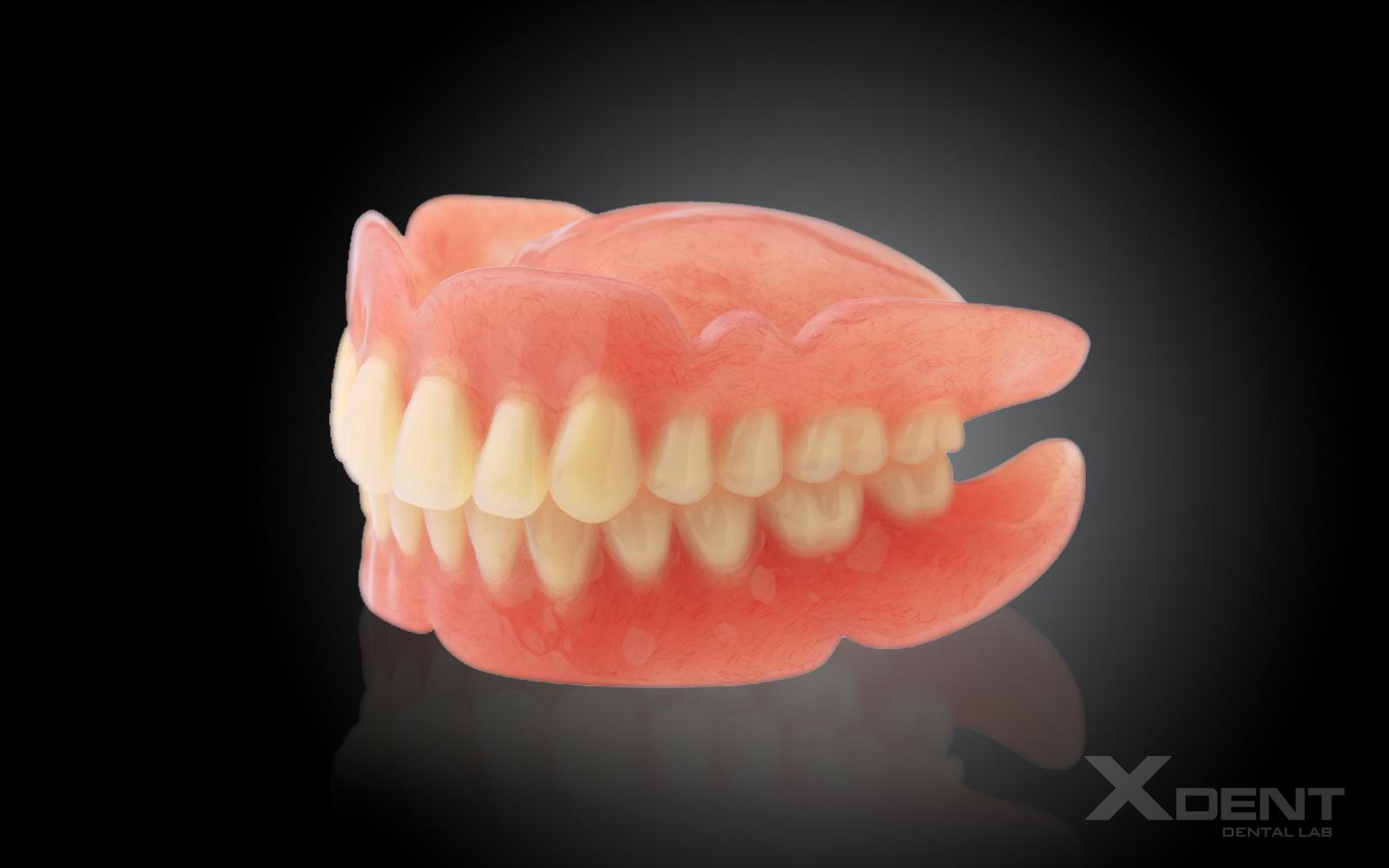 Răng nguyên hàm/ bán hàm
